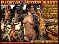 Digital Action Babes