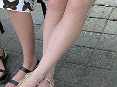 #6 Amateur Feet&Legs Video Sample