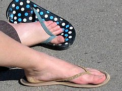 #6 Amateur Feet&Legs Video Sample