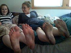 #2 Amateur Feet&Legs Video Sample