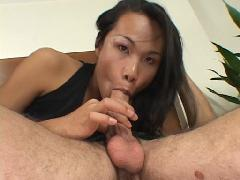 asian shemales wearing nylon movies