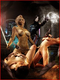 sample from .: Digital Action Babes :. xxx site