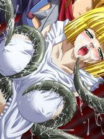 hentai tentacle bondage
