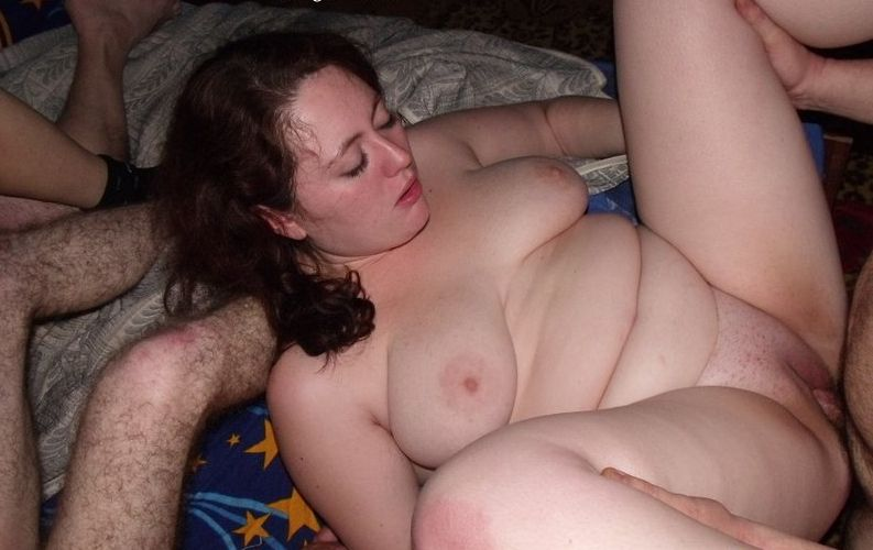 My horny fat chubby ex gf loved to suck cock all the time