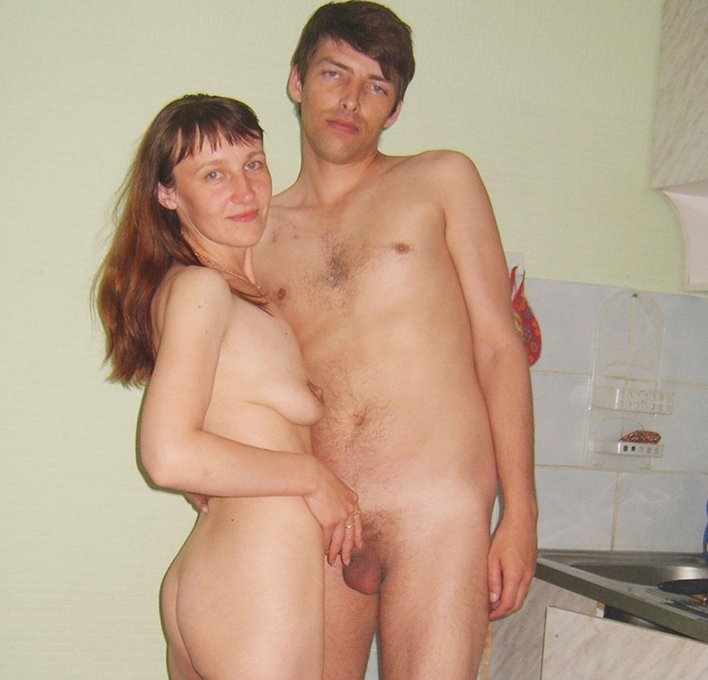 голые мужья с женами дома
