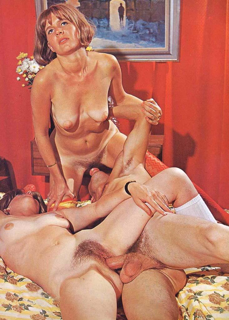 Секс старый домашние