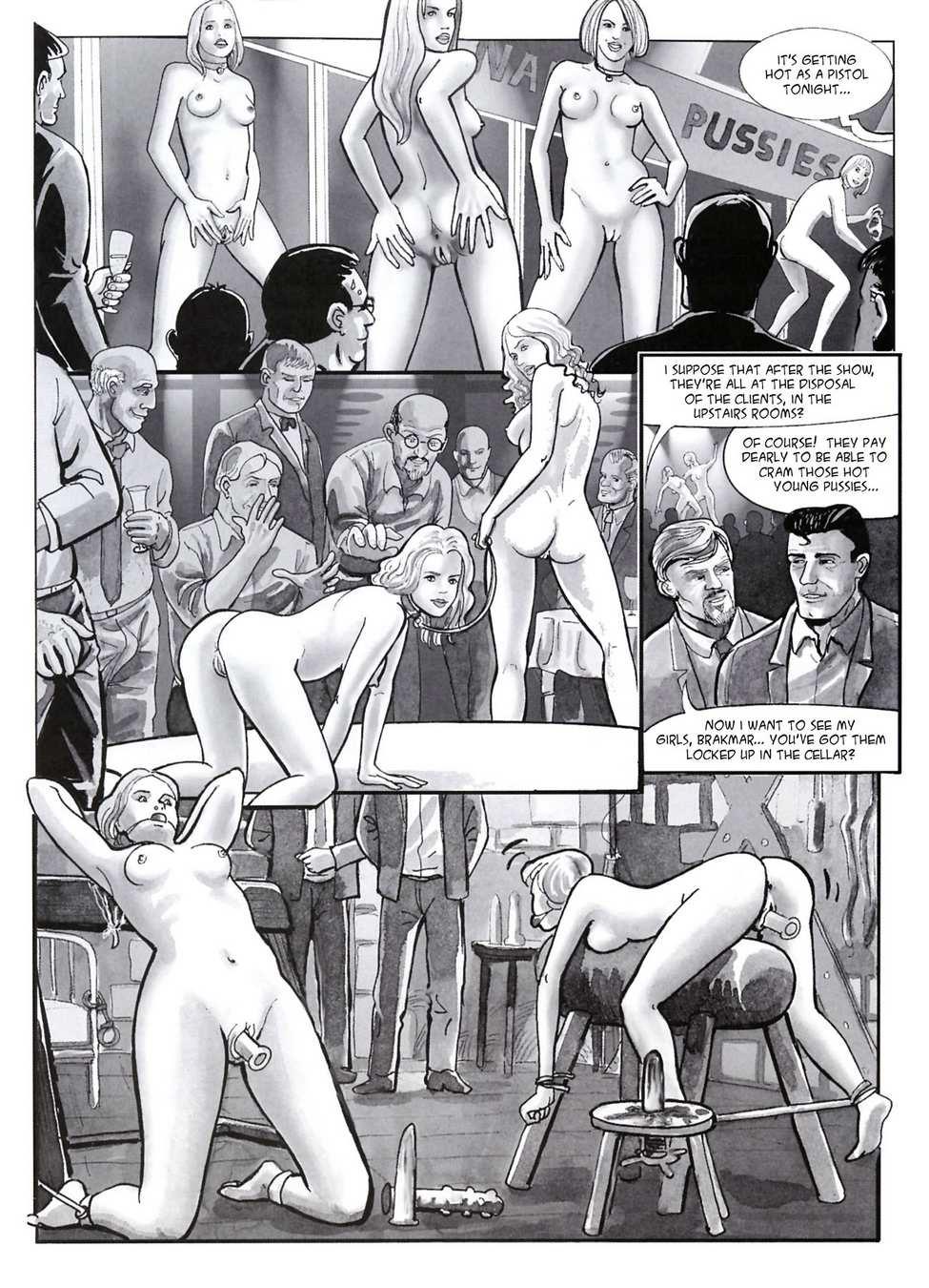 Порно истории подчинение и унижение