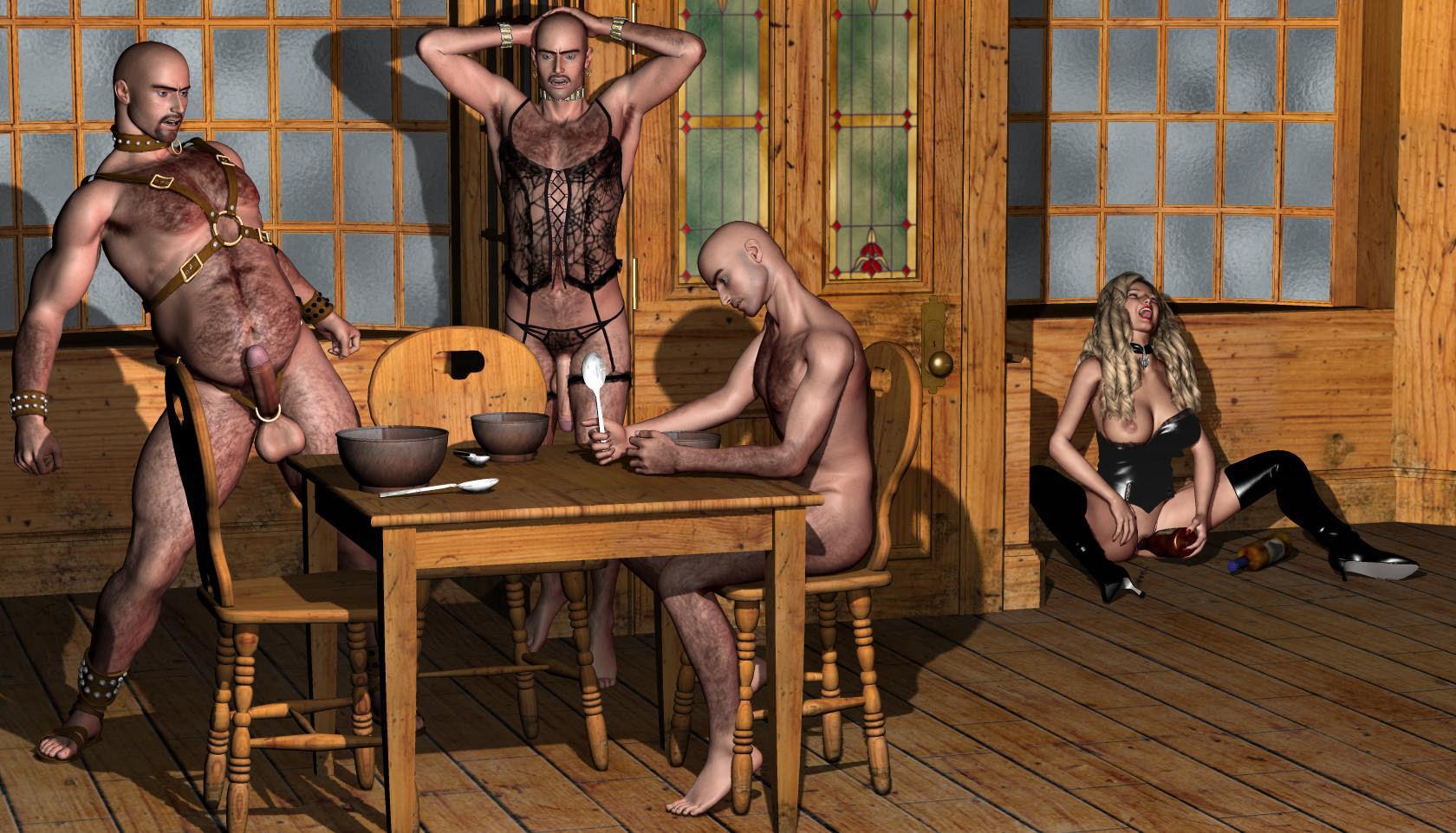 Секс Игры Раб