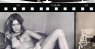 retro striptease