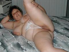 big woman