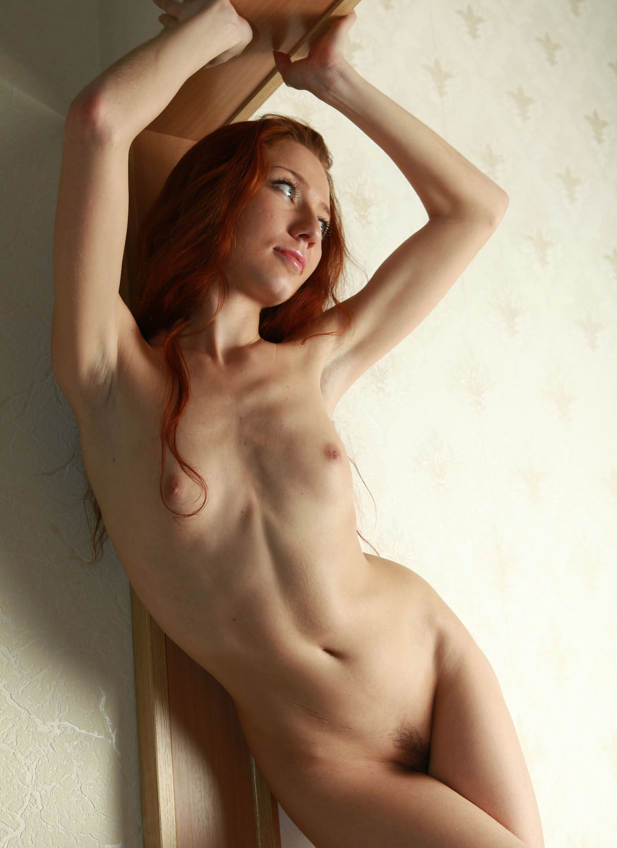 Old skinny redhead pictures