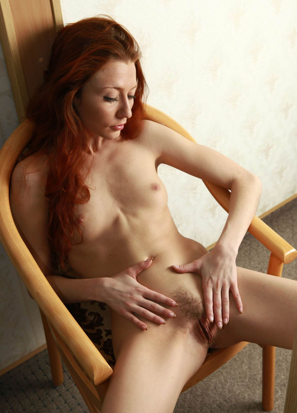 Red heads nude skinny