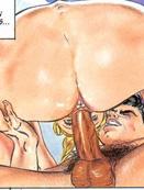 Cartoon Orgy
