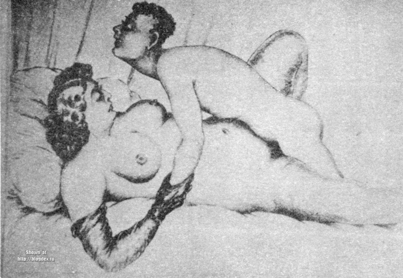Ретро порно мультики досуге