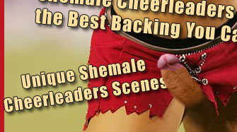unique shemale cheerleaders scenes