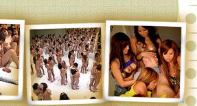 asian dildo orgy