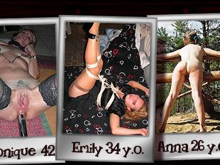 amateur wife bondage
