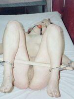 amateur bondage stockings