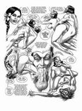 bdsm drawings
