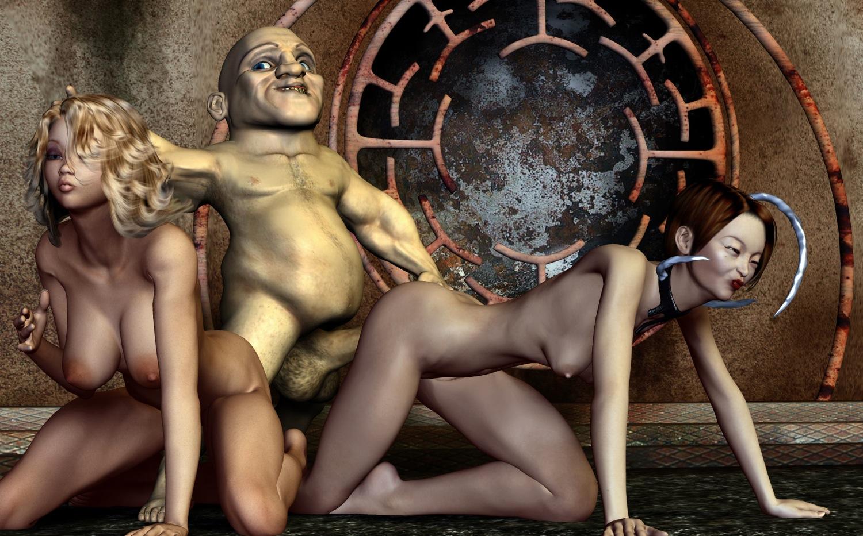 Мультики порно фэнтези