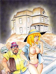 Online Cartoon Sex