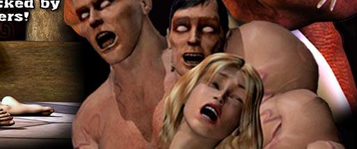 Appalling monster orgies