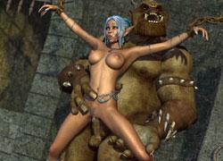 monster boobs