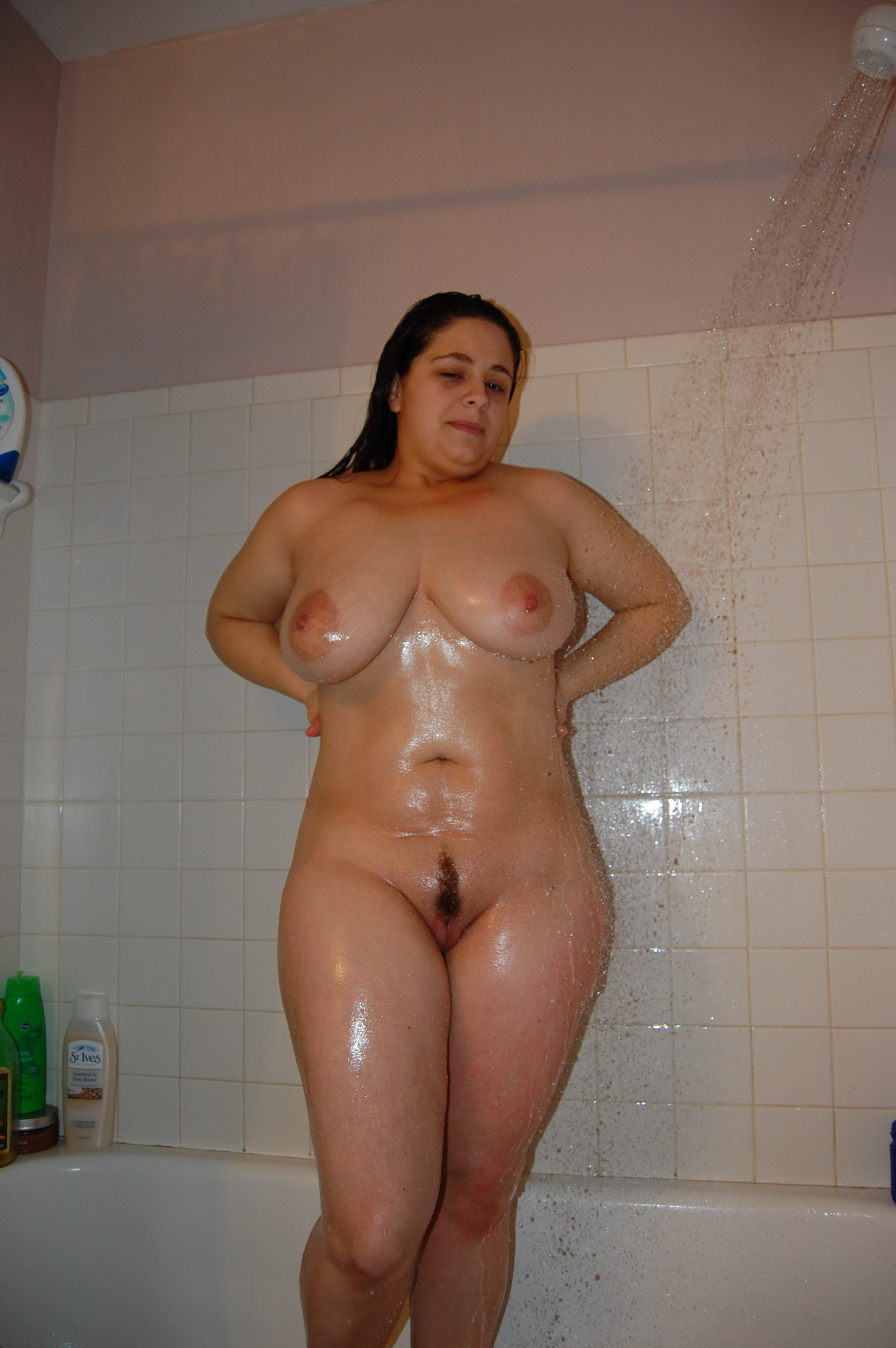 Hot naked squirt fucked with big cock