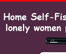 home self fisting lonely women