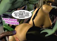 3D Fuck Comics