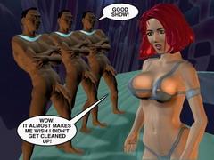 3D Comics Archive