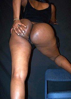 ebony booty