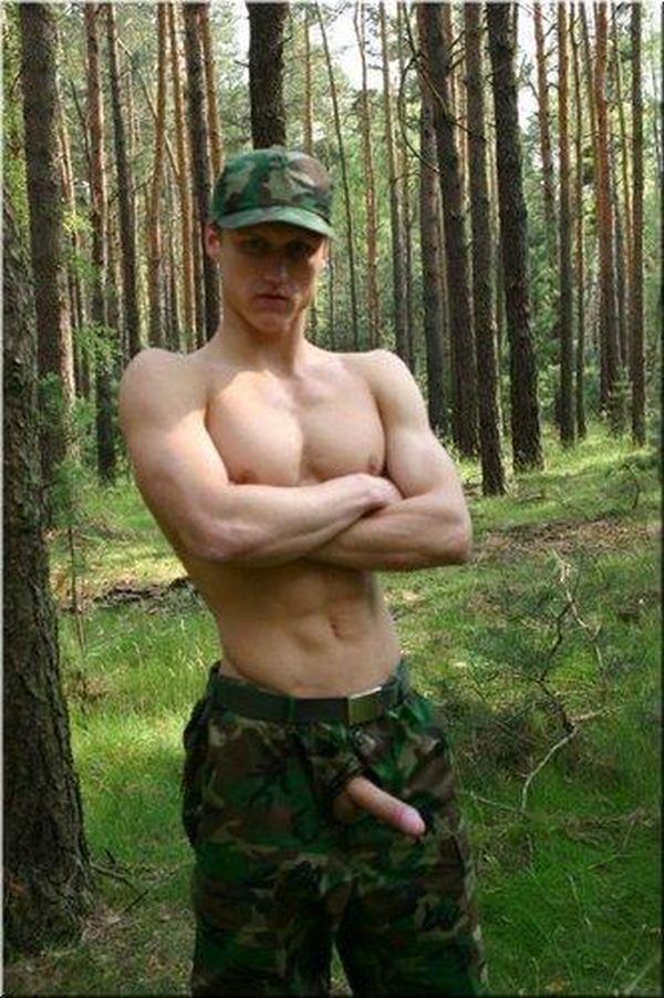 Секс парней армия хорошая