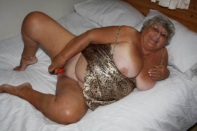 Old grandma porn picture