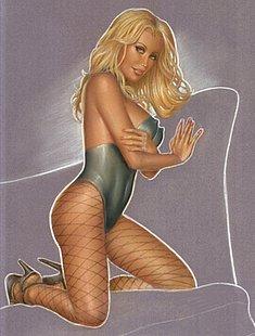 Free Erotic Art Online