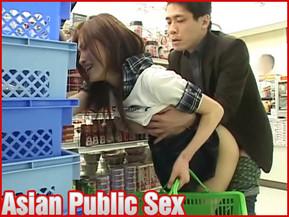 Asian Public Sex