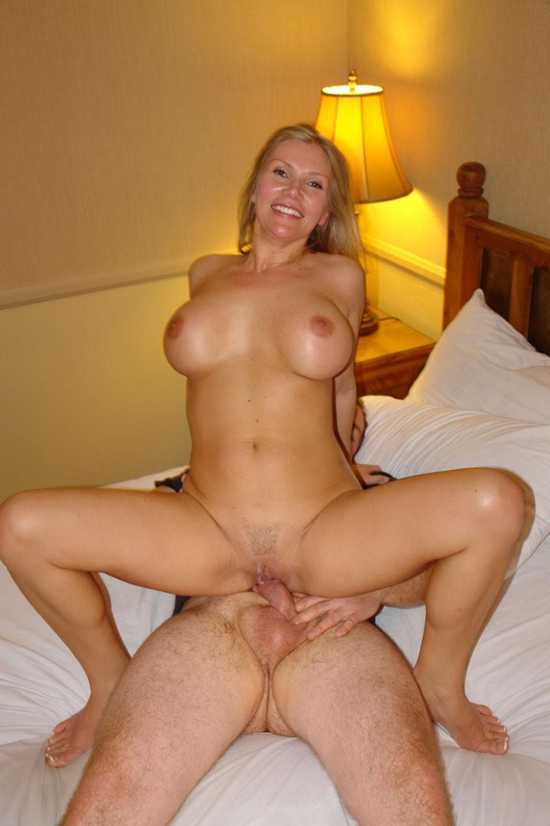 Milf In My Bed