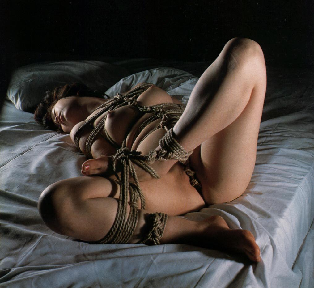 Erotic japanese bondage video