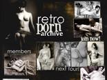 vintage nylons porn